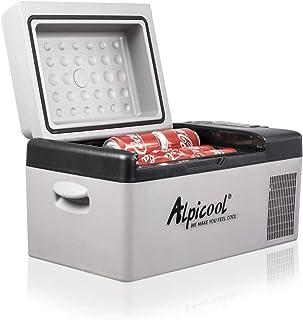 Alpicool C20 Refrigerador portátil de 21 cuartos (20 litros