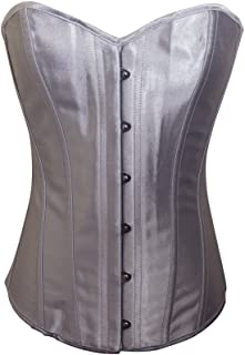 grey corset