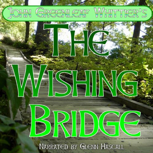 The Wishing Bridge audiobook cover art