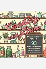Cooking with Love: Shaded with Love Volume 6 Paperback