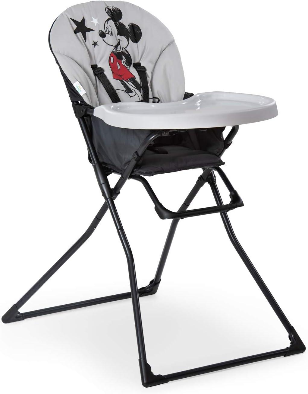 Pliable /à partir de 6 mois Hauck Noir Pooh Geo Plateau Repas avec Approfondissement pour Boissons Chaise Haute Mac Baby