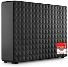 Seagate Expansion Desktop, externe Festplatte 4 TB, 3.5 Zoll, USB 3.0, PC, Notebook, Xbox..