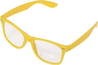 Miobo bambini occhiali da sole da bambino Party occhiali da Nerd Wayfarer Design in tinta unita colori – con vetro t...