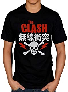 RHDFHK Official The Clash Bolt Red T-Shirt