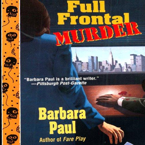 Full Frontal Murder audiobook cover art