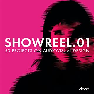 Showreel 01: 50 Projects on Audiovisual Design