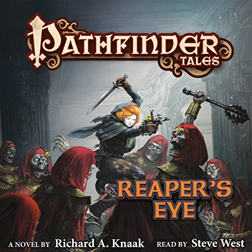 Pathfinder Tales: Reaper's Eye audiobook cover art