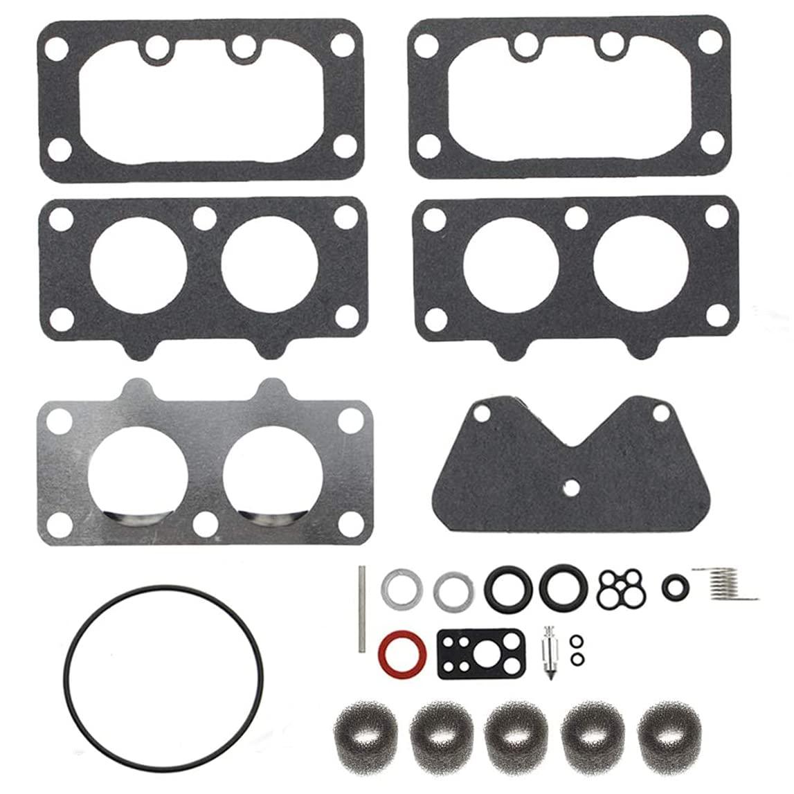 AUTOKAY Phoenix Mall Carburetor Overhaul Selling Carb Rebuild 406777 407777 40577 Kit