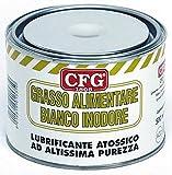 CFG – Grasa alimentaria especial, blanca, inodora, atóxica, 500 ml, lubrica y protege los mecanismos de las máquinas...