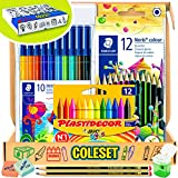 Coleset Pack Material Escolar Primaria Set Vuelta al Cole Kit Escolar Infantil Lote Materi...