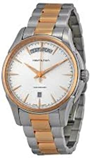 Hamilton Jazzmaster Silver Dial SS Automatic Men's Watch H32595151