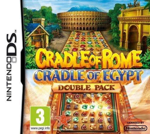 Cradle of Rome/Cradle of Egypt Double Pack (Nintendo DS) [Edizione: Regno Unito]