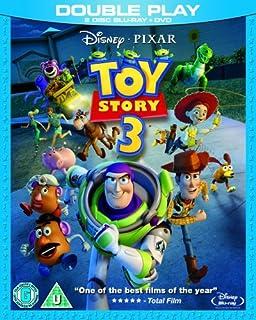 Toy Story 3 (2-Disc Blu-ray + DVD) (B002WN21GO) | Amazon price tracker / tracking, Amazon price history charts, Amazon price watches, Amazon price drop alerts