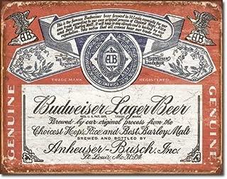 The Finest Website Inc. Budweiser Lager Beer Bud 16