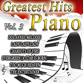 Greatest Hits Piano Vol.3