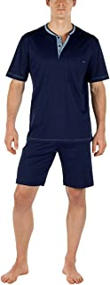 Calida Chill Out 100% Cotton PJ Short Set (43062)