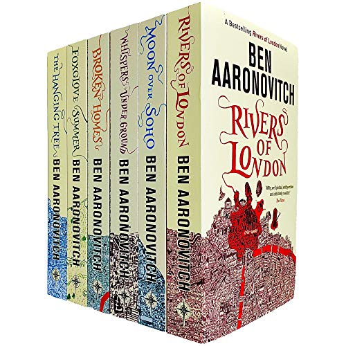 Rivers of London 6 Books Collection Set...