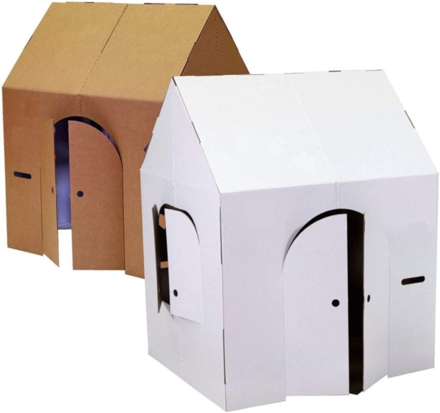 Easy Playhouse Luxury goods Blank Crafty Cottage - Art Ind Craft for Arlington Mall and Kids
