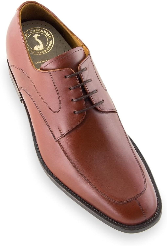 Masaltos Height Increasing shoes for Men. Be Taller 7 cm   2.75 inches. Model Tamigi