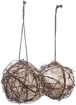 Trenton Gifts Globe Hummingbird Nesters | Set of 2
