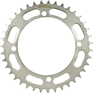 Outlaw Racing ORr85739 Rear Sprocket Steel 39T Yamaha Xv250 V Star 250 2008-2014