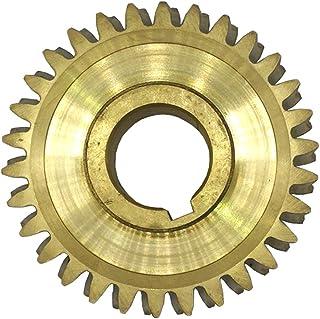 Anfu 30 Teeth 13615 Snowblower Worm Gear- for Earthquake Badger Tiller 30 Teeth 13615 25mm Center Hole