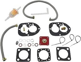 iFJF Carburetor Repair Kit for Volvo Penta 841292 856471 856472 841836-0 Sierra 18-7000 Marine Carburetor