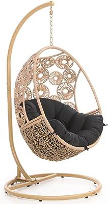 Amazon.com: Juego de silla columpio para exterior de ...