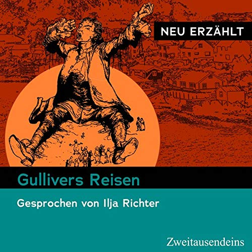 Gullivers Reisen - Neu erzählt Titelbild