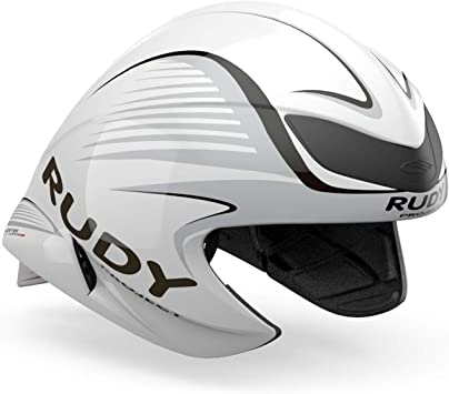 RUDY PROJECT Aero Helmet - Wing57 - White-Silver - Large