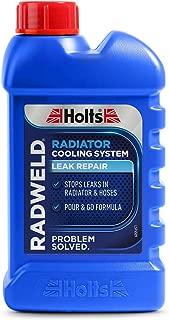 Holts Radweld Sella permanentemente Las Fugas del radiador y