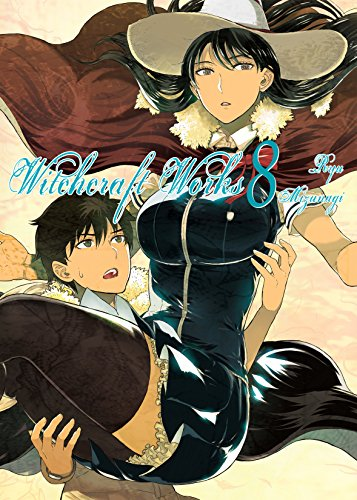 Witchcraft Works Vol. 8 (English Edition)