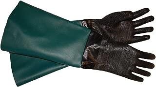 TUFF-Blast Gloves for Sandblasting Sandblaster Sand Blast Cabinet - 7.5