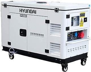 Hyundai HY-DHY12000XSET Generador Diesel FullPower Refrigerado Por Agua