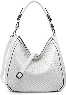 Best white leather tote bag Reviews