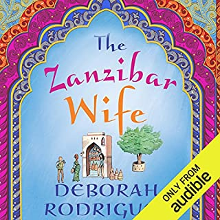 The Zanzibar Wife cover art