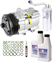 For Ford F-250 F-350 F-450 F-550 Super Duty AC Compressor w/A/C Repair Kit - BuyAutoParts 60-80242RK New