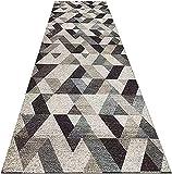 AIFCX Corredor Alfombra Alfombra Lavable No Slip Largo Largo Pasillo Carpeta Corredor Salón Dormitorio Entrada Piso Cocina Mat para la Cocina de Oficina (Size : 100×350cm/3.3ft×11.5ft)
