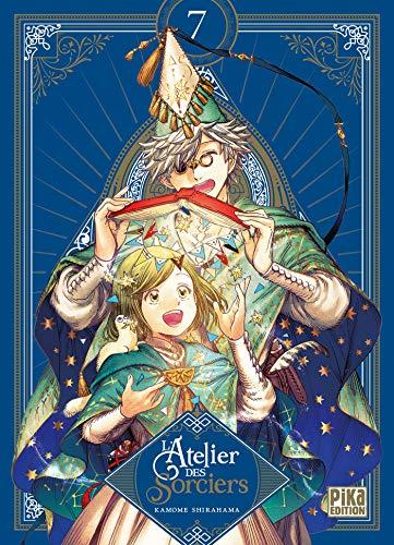 L'Atelier des Sorciers T07 Edition collector (L'Atelier des Sorciers (7))