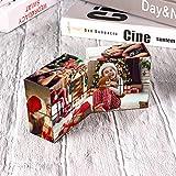 Fotos Personalizados Cubo de Rompecabezas del Cubo de Rubik, Fotos Claras de Pareja, Regalos para Hijos, Hijas y Novias