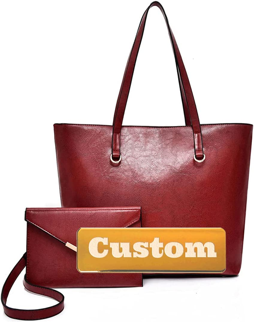 Personalized Custom Name Bag Pack Sh Leather Some reservation Tote Travel Fashion Industry No. 1