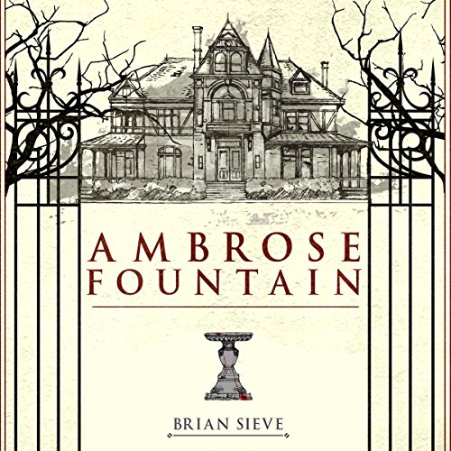 Ambrose Fountain audiobook cover art