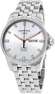 Certina DS First Day Date Automatic Unisex Watch C014.407.11.031.01
