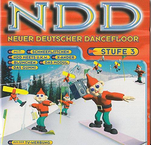 N D D Stufe lll (Die alten Retroklassiker im 90er-Jahre Technosound)
