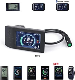 BAFANG Color Display TFT 500C Mid Drive Motor Display Color LCD Display