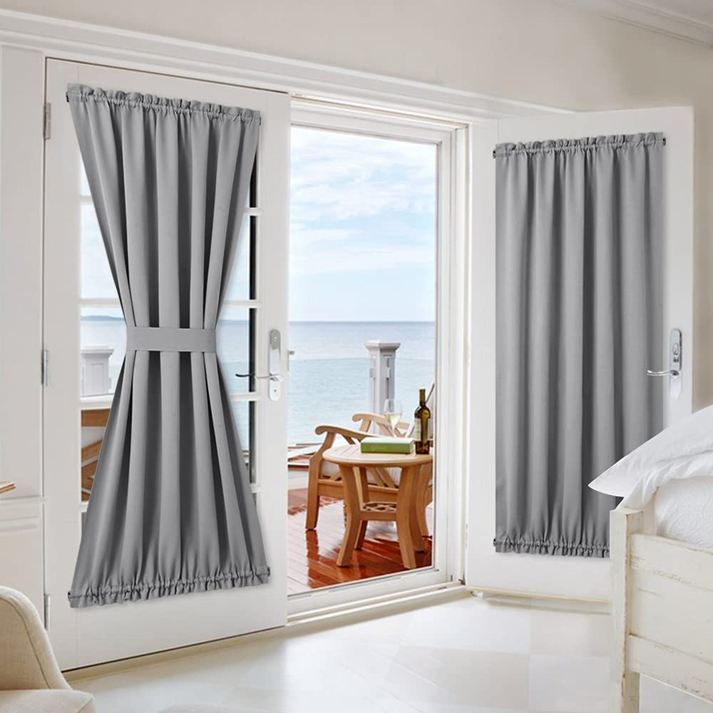 NICETOWN Blackout Curtain for Window Outlet sale Free shipping / New feature Insulated Thermal Blackou -