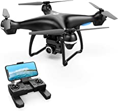 Holy Stone 2K GPS FPV RC Drone HS100 with HD Camera Live Video and GPS Return Home, Large Quadcopter with Adjustable Wide-...