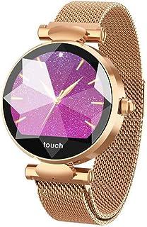 YP Pulsera Inteligente Bluetooth para Mujer,Smartwatch Mujer,Hommie Reloj Inteligente Mujer 1.04