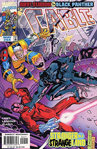 cable 54 marvel comics - 1