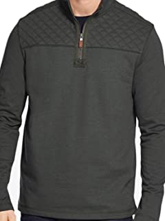 Men's Quarter-Zip Fleece Pullover